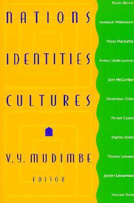 Nations Identites Cultures-PB - Mudimbe, V Y (Editor)