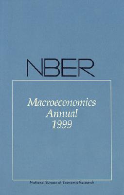 Nber Macroeconomics Annual 1999 - Bernanke, Ben (Editor), and Rotemberg, Julio J (Editor)