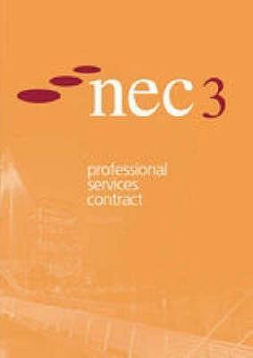 Nec3 Professional Services Contract - NEC