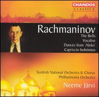 Neeme Järvi Conducts Rachmaninov - David Wilson-Johnson (baritone); Keith Lewis (tenor); Suzanne Murphy (soprano); Scottish National Chorus (choir, chorus);...