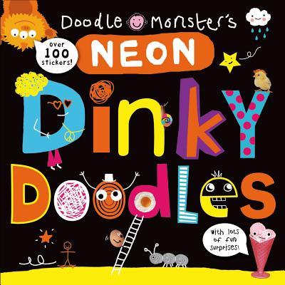 Neon Dinky Doodles - Priddy, Roger