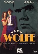 Nero Wolfe: Season 02