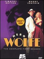 Nero Wolfe: The Complete First Season [3 Discs]