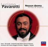 Nessun dorma: Arias & Duets - Katia Ricciarelli (soprano); Leone Magiera (piano); Luciano Pavarotti (tenor); Mirella Freni (soprano)