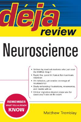 Neuroscience - Tremblay, Matthew