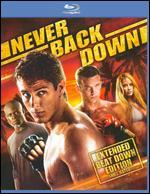Never Back Down [Blu-ray]