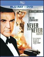 Never Say Never Again [2 Discs] [Blu-ray/DVD]
