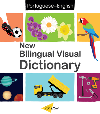 New Bilingual Visual Dictionary English-portuguese - Turhan, Sedat, and Martinez, Anna (Illustrator)