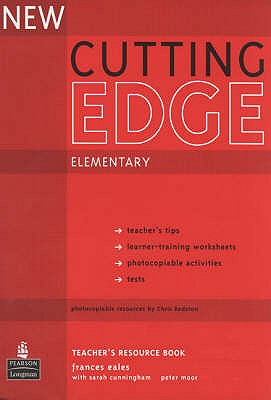 New Cutting Edge Elementary Teachers Book and Test Master CD-ROM Pack - Eales, Frances, and Cunningham, Sarah, and Moor, Peter