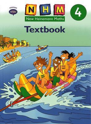 New Heinemann Maths Year 4, Textbook -