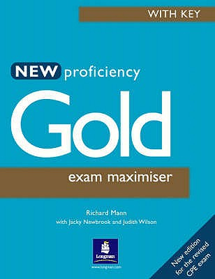 New Proficiency Gold Maximiser with Key - Mann, Richard