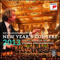 New Year's Concert 2013 - Vienna Philharmonic Orchestra; Franz Welser-M�st (conductor)
