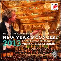 New Year's Concert 2013 - Vienna Philharmonic Orchestra; Franz Welser-Möst (conductor)