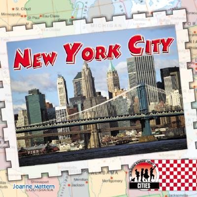 New York City - Mattern, Joanne