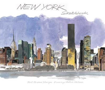 New York Sketchbook - Charyn, Jerome (Text by)