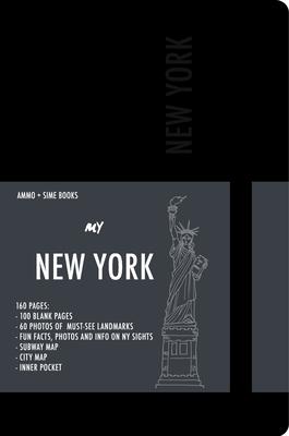 New York Visual Notebook: Black Night - Simephoto (Photographer)
