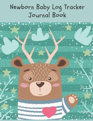 Newborn Baby Log Tracker Journal Book - Wilson, Patricia