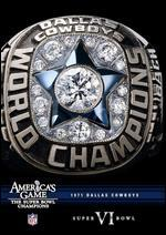 NFL: America's Game - 1971 Dallas Cowboys - Super Bowl VI
