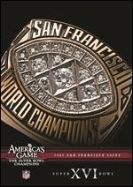 NFL: America's Game - 1981 San Francisco 49ers - Super Bowl XVI