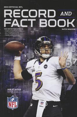 NFL Record and Fact Book 2013 - NFL Magazine