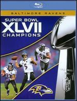 NFL: Super Bowl XLVII Champions - Baltimore Ravens [Blu-ray]