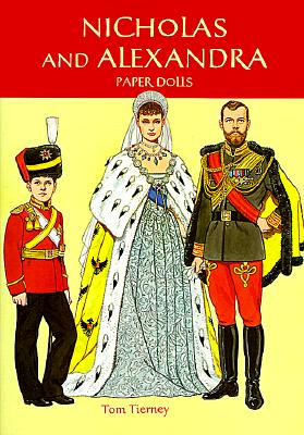 Nicholas and Alexandra Paper Dolls - Tierney, Tom