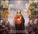 Nicholas Ludford: Missa Benedicta; Antiennes Votives - New College Choir, Oxford (choir, chorus); Edward Higginbottom (conductor)