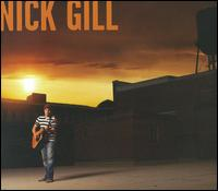 Nick Gill - Nick Gill