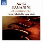 Nicoló Paganini: 24 Caprices, Op. 1