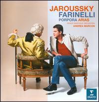 Nicola Porpora: Arias - Cecilia Bartoli (mezzo-soprano); Philippe Jaroussky (counter tenor); Venice Baroque Orchestra; Andrea Marcon (conductor)