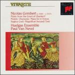 Nicolas Gombert: Music from the Court of Charles V
