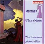 Nicolas Medtner: Violin Sonatas