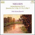 Nielsen: String Quartets Vol.2