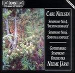 Nielsen: Symphonies Nos.4 & 6
