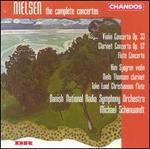 Nielsen: The Complete Concertos
