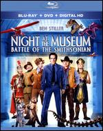 Night at the Museum: Battle of the Smithsonian [Includes Digital Copy] [Blu-ray/DVD] [With Movie Mo - Shawn Levy