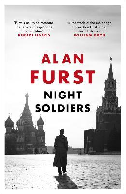Night Soldiers - Furst, Alan