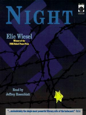 Night - Wiesel, Elie, and Rosenblatt, Jeffrey (Read by)