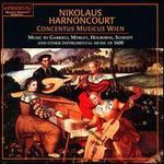 Nikolaus Harnoncourt; Concentus Musicus Wien