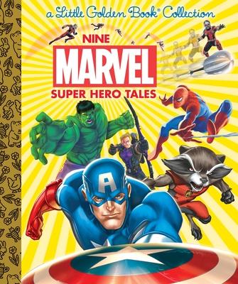 Nine Marvel Super Hero Tales (Marvel) - Various