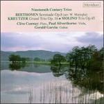 Nineteenth Century Trios