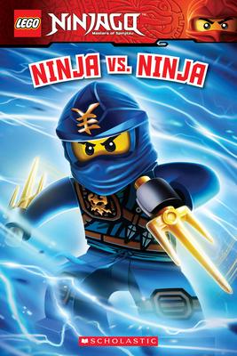 Ninja vs. Ninja (Lego Ninjago: Reader), Volume 12 - Howard, Kate