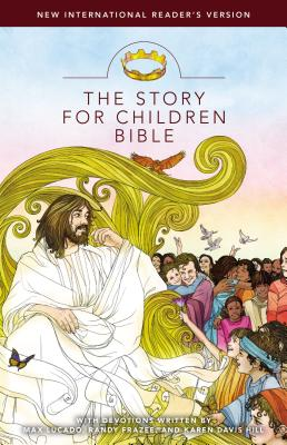 NIrV, The Story for Children Bible, Hardcover - Lucado, Max