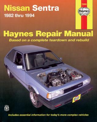 Nissan Sentra (82 - 94) - Storer, Jay, and Haynes, J. H.