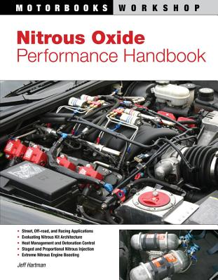 Nitrous Oxide Performance Handbook - Hartman, Jeff