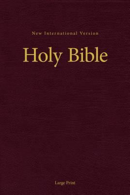 NIV Holy Bible - Zondervan Publishing