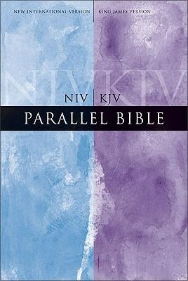 NIV/KJV Parallel Bible - Zondervan Publishing (Creator)