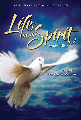 NIV Life in the Spirit Study Bible: Formerly Full Life Study - Zondervan Publishing, and Stamps, Donald C (Editor), and Adams, J Wesley (Editor)