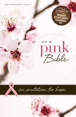 NIV, Pink Bible, Imitation Leather, Pink: An Invitation to Hope - Zondervan Publishing