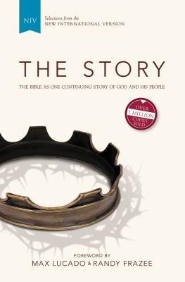 NIV, the Story, Hardcover: The Bible as One Continuing Story of God and His People -